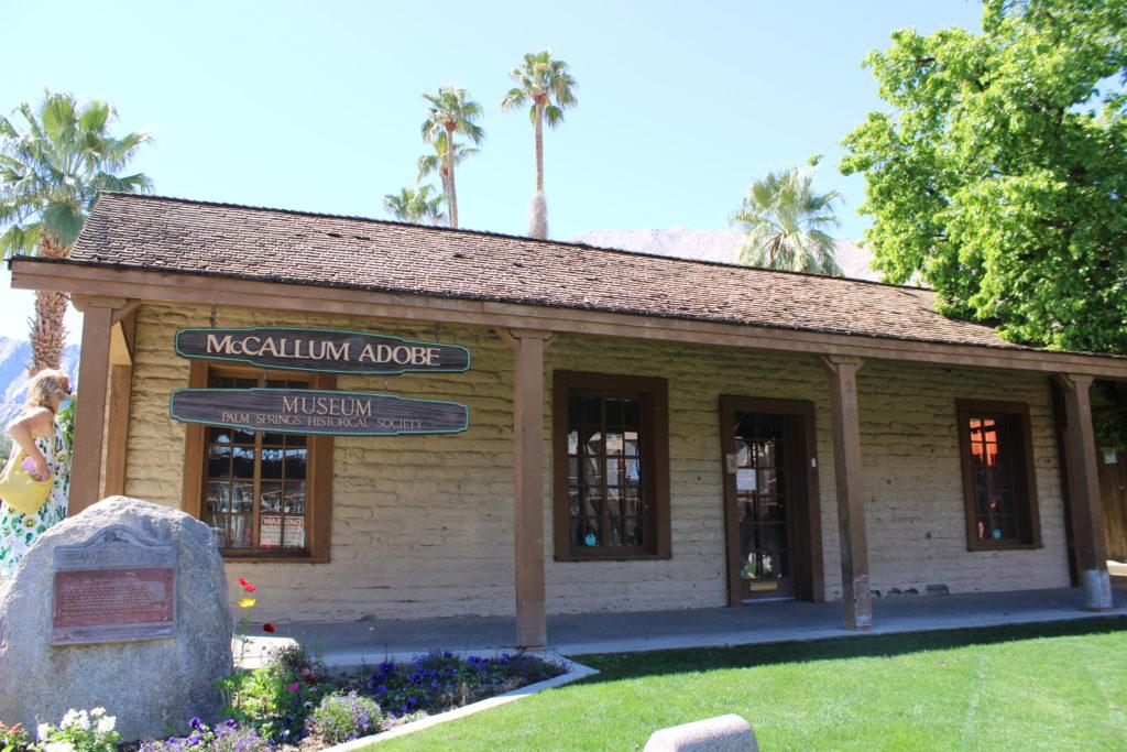 McCallum Adobe house