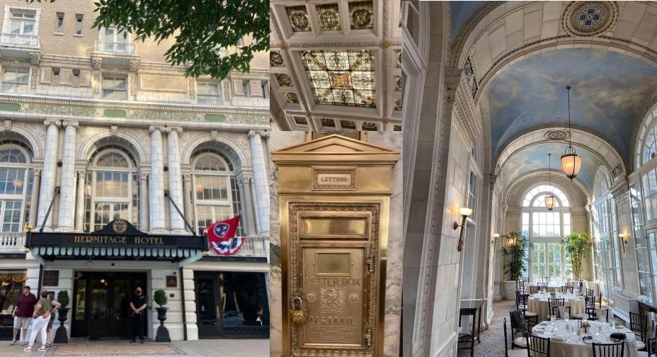 Images of the Hermitage Hotel