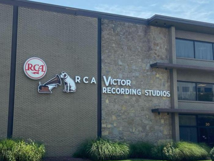 """Studio A holds the hallowed tracking room where Chet Atkins recorded the country legends of RCA's golden era, and where Dolly Parton cut the song """"Jolene."""" (KimberlyUs)"""